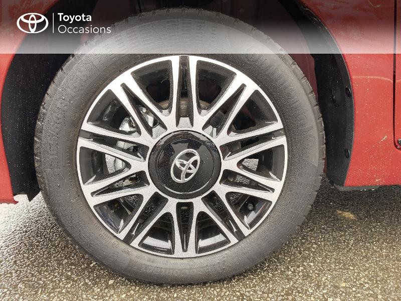 Toyota Aygo 1.0 VVT-i 72ch x-clusiv 5p MY20 Rouge occasion à NOYAL PONTIVY - photo n°6