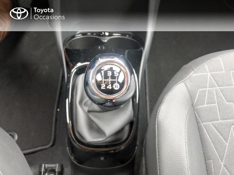 Toyota Aygo 1.0 VVT-i 72ch x-clusiv 5p MY20 Rouge occasion à NOYAL PONTIVY - photo n°15