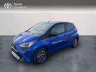 Toyota Aygo 1.0 VVT-i 72ch x-clusiv zen série 5p MY20 Bleu 2021 - annonce de voiture en vente sur Auto Sélection.com