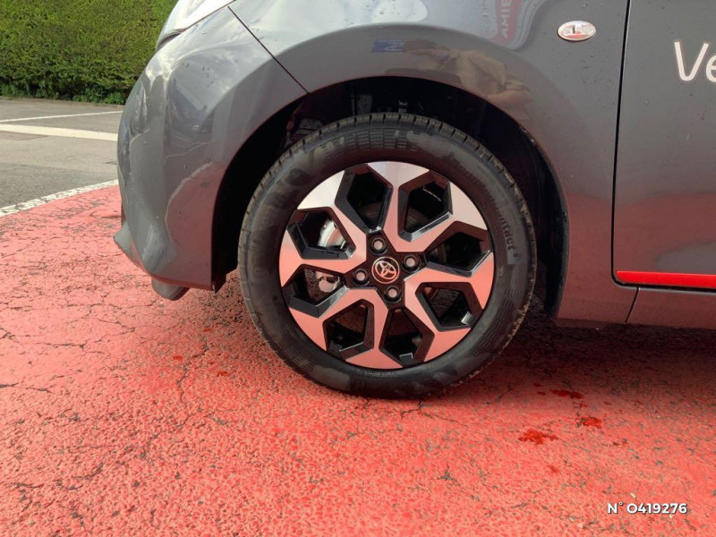 Toyota Aygo 1.0 VVT-i 72ch x-look x-shift 5p MY21 Gris occasion à Rivery - photo n°9