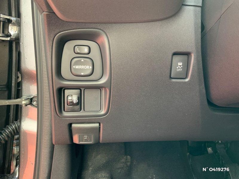 Toyota Aygo 1.0 VVT-i 72ch x-look x-shift 5p MY21 Gris occasion à Rivery - photo n°15