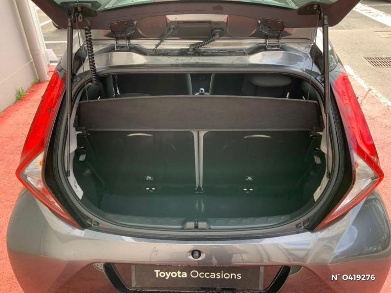 Toyota Aygo 1.0 VVT-i 72ch x-look x-shift 5p MY21 Gris occasion à Rivery - photo n°14