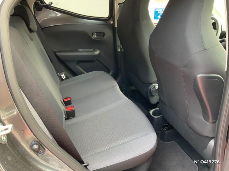 Toyota Aygo 1.0 VVT-i 72ch x-look x-shift 5p MY21 Gris occasion à Rivery - photo n°5