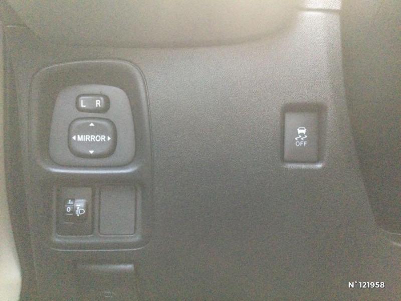 Toyota Aygo 1.0 VVT-i 72ch x-play 3p Blanc occasion à Beauvais - photo n°15
