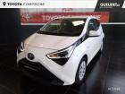 Toyota Aygo 1.0 VVT-i 72ch x-play 5P MY19 Blanc à Jaux 60