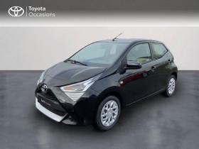 Toyota Aygo occasion 2021 mise en vente à Pluneret par le garage Toyota Altis Auray - photo n°1