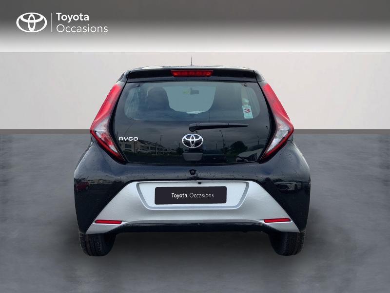 Toyota Aygo 1.0 VVT-i 72ch x-play 5p MY21  occasion à Pluneret - photo n°4