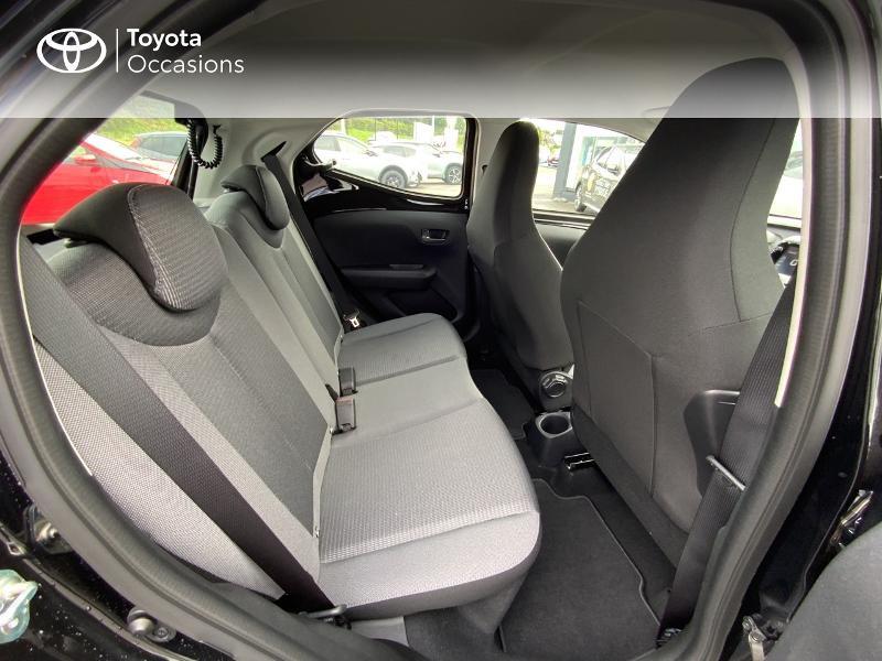 Toyota Aygo 1.0 VVT-i 72ch x-play 5p MY21  occasion à Pluneret - photo n°7