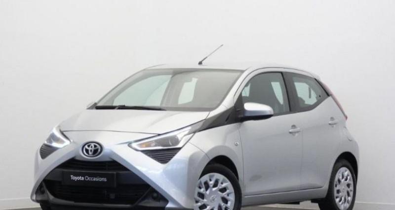 Toyota Aygo 1.0 VVT-i 72ch x-play 5p Gris occasion à Mouilleron Le Captif
