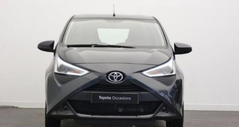Toyota Aygo 1.0 VVT-i 72ch x-play 5p Gris occasion à Le Chateau D'Olonne - photo n°7