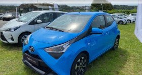 Toyota Aygo Bleu, garage TOYS MOTORS DIEPPE à Dieppe