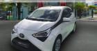 Toyota Aygo 1.0 VVT-i 72ch x-play 5p Blanc à Cognac Cedex 16