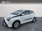 Toyota Aygo 1.0 VVT-i 72ch x-play 5p Blanc à VANNES 56