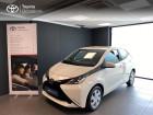 Toyota Aygo 1.0 VVT-i 72ch x-play 5p Blanc à LANESTER 56