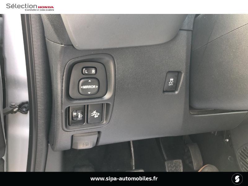 Toyota Aygo 1.0 VVT-i 72ch x-play 5p Gris occasion à Le Bouscat - photo n°15