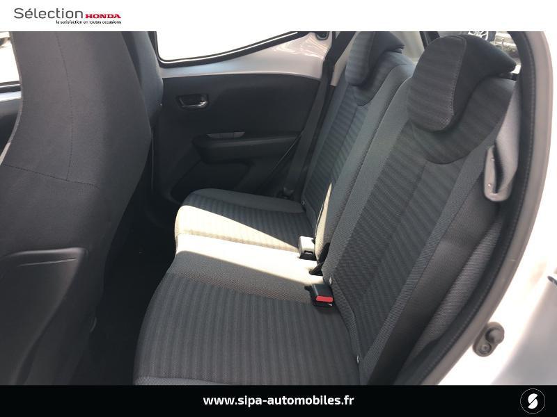 Toyota Aygo 1.0 VVT-i 72ch x-play 5p Gris occasion à Le Bouscat - photo n°14