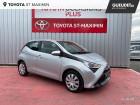 Toyota Aygo 1.0 VVT-i 72ch x-play 5p Gris à Saint-Maximin 60