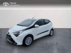 Toyota Aygo 1.0 VVT-i 72ch x-play x-app 5p MC18 Blanc à VANNES 56