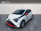 Toyota Aygo 1.0 VVT-i 72ch x-play x-app 5p MC18 Blanc à CASTRES 81
