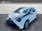 Toyota Aygo 1.0 VVT-i 72ch x-play x-app x-shift 5p MC18 Blanc à NOYAL PONTIVY 56