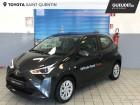 Toyota Aygo 1.0 VVT-i 72ch x-play x-shift 5p MY21 Gris à Saint-Quentin 02