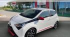 Toyota Aygo 1.0 VVT-i 72ch x-sport 5p Blanc à Hoenheim 67