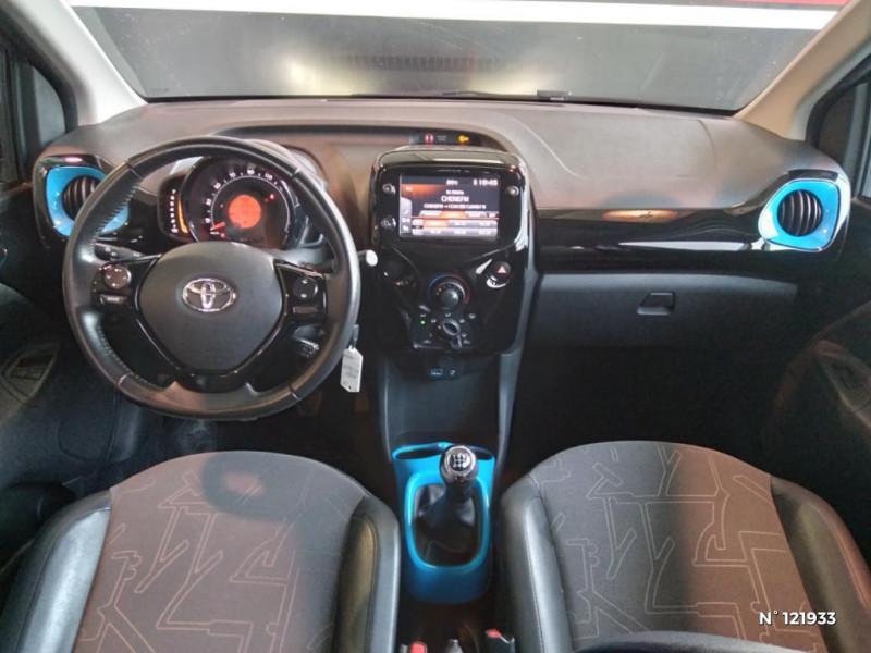 Toyota Aygo 1.0 VVT-i 72ch x-trend 5p Noir occasion à Jaux - photo n°10
