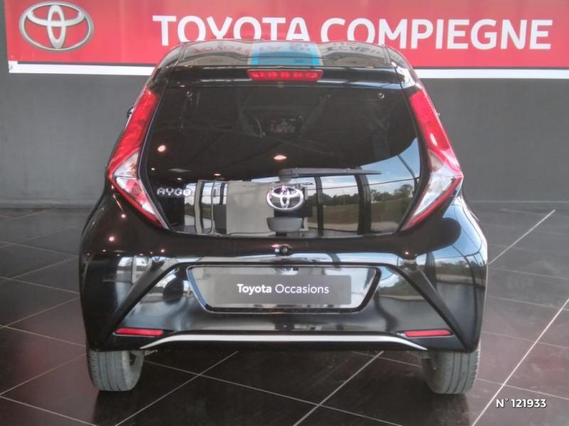 Toyota Aygo 1.0 VVT-i 72ch x-trend 5p Noir occasion à Jaux - photo n°3
