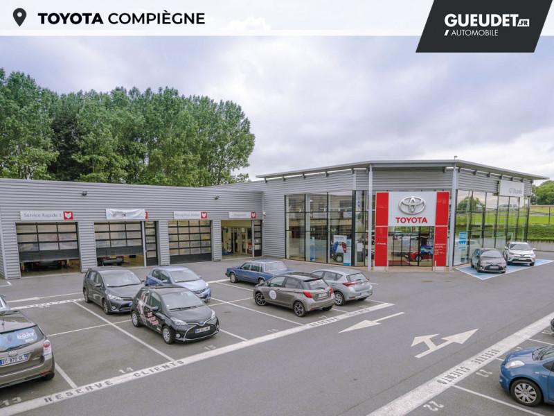 Toyota Aygo 1.0 VVT-i 72ch x-trend 5p Noir occasion à Jaux - photo n°19