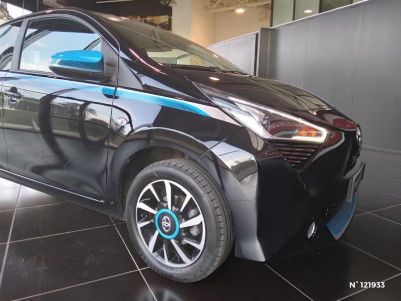 Toyota Aygo 1.0 VVT-i 72ch x-trend 5p Noir occasion à Jaux - photo n°9