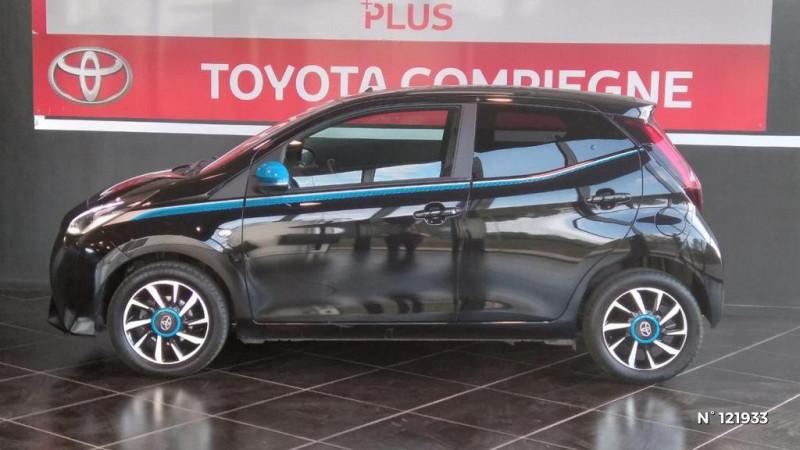 Toyota Aygo 1.0 VVT-i 72ch x-trend 5p Noir occasion à Jaux - photo n°8