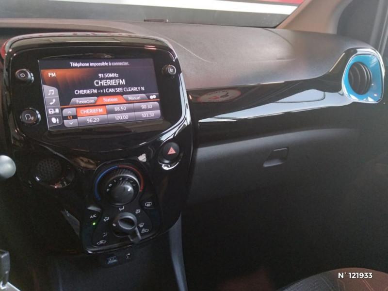Toyota Aygo 1.0 VVT-i 72ch x-trend 5p Noir occasion à Jaux - photo n°11