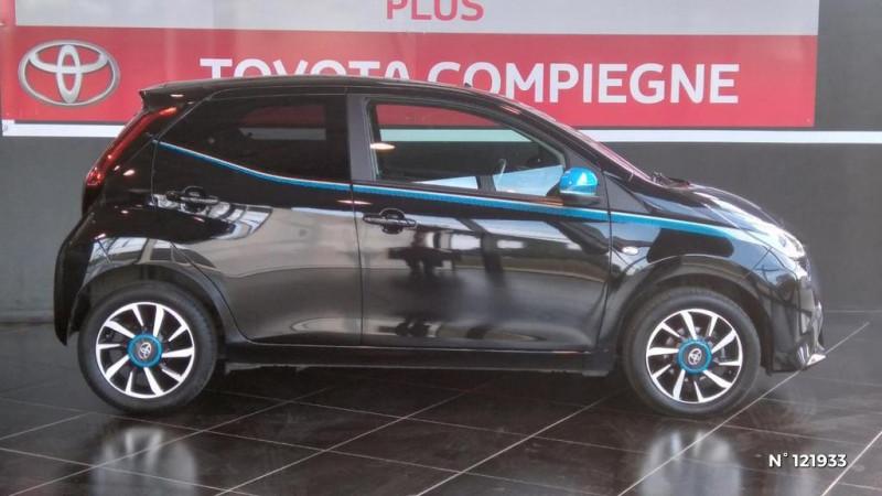 Toyota Aygo 1.0 VVT-i 72ch x-trend 5p Noir occasion à Jaux - photo n°7