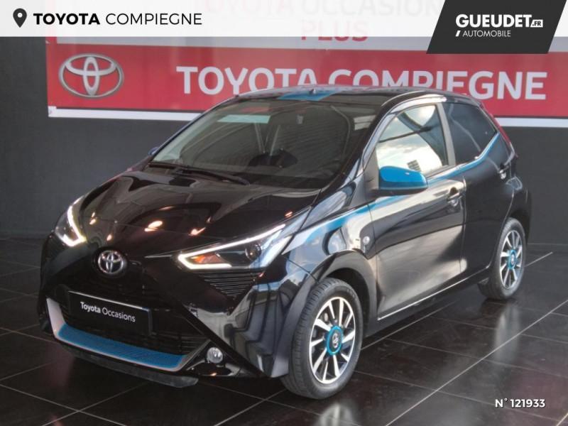 Toyota Aygo 1.0 VVT-i 72ch x-trend 5p Noir occasion à Jaux