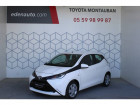 Toyota Aygo 1.0 VVT-i x-play Blanc à Montauban 82