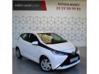 Toyota Aygo 1.0 VVT-i x-play Blanc 2017 - annonce de voiture en vente sur Auto Sélection.com