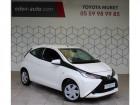 Toyota Aygo 1.0 VVT-i x-play Blanc 2018 - annonce de voiture en vente sur Auto Sélection.com