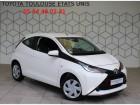 Toyota Aygo 1.0 VVT-i x-play Blanc à TOULOUSE 31
