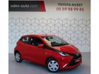 Toyota Aygo 1.0 VVT-i x-red Rouge 2018 - annonce de voiture en vente sur Auto Sélection.com