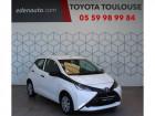 Toyota Aygo 1.0 VVT-i x Blanc à Toulouse 31