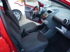 Toyota Aygo 1.0 VVTI CONFORT Rouge occasion à Portet-sur-Garonne - photo n°7