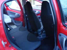 Toyota Aygo 1.0 VVTI CONFORT Rouge occasion à Portet-sur-Garonne - photo n°6