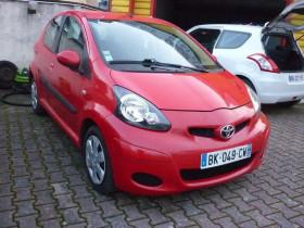 Toyota Aygo Rouge, garage LOOK AUTOS à Portet-sur-Garonne