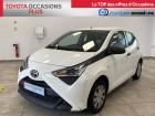 Toyota Aygo Aygo 1.0 VVT-i x 5p Blanc à Seyssinet-Pariset 38