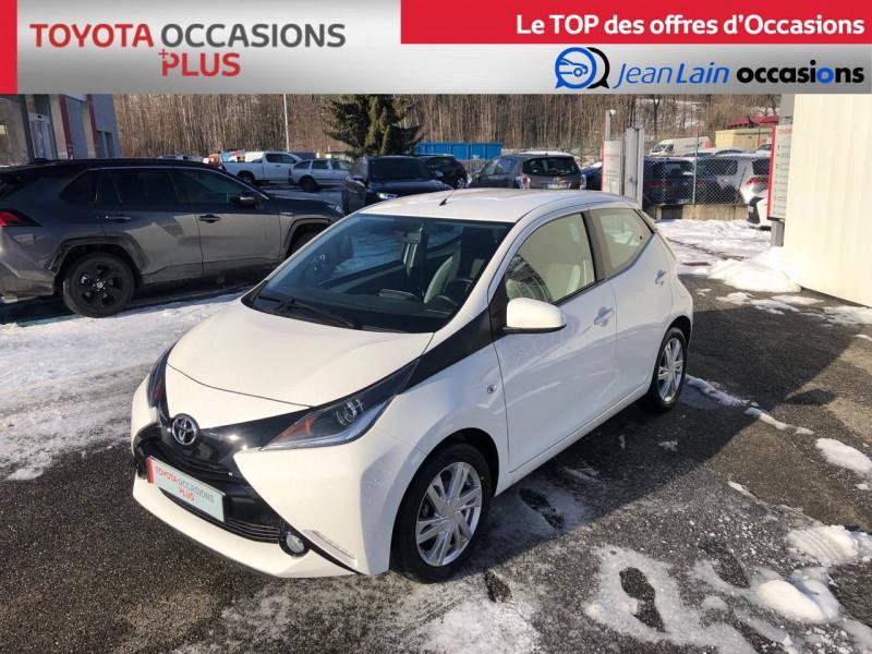 Toyota Aygo Aygo 1.0 VVT-i x-play 5p Blanc occasion à Tournon