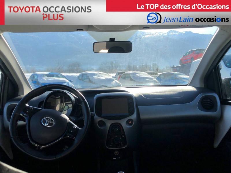 Toyota Aygo Aygo 1.0 VVT-i x-play 5p Blanc occasion à Tournon - photo n°18