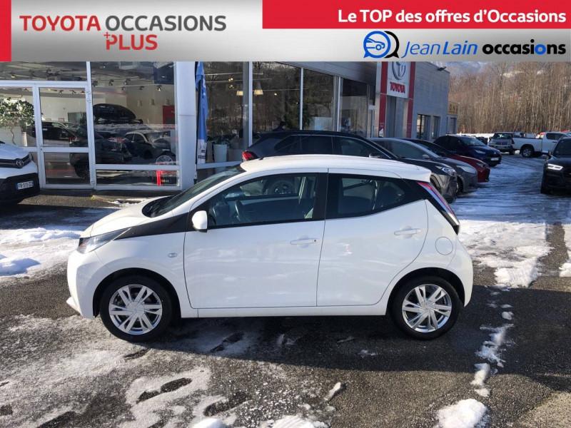 Toyota Aygo Aygo 1.0 VVT-i x-play 5p Blanc occasion à Tournon - photo n°8