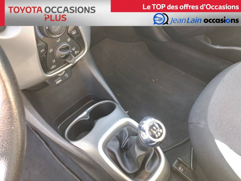 Toyota Aygo Aygo 1.0 VVT-i x-play 5p Blanc occasion à Tournon - photo n°13