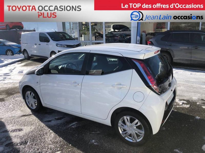 Toyota Aygo Aygo 1.0 VVT-i x-play 5p Blanc occasion à Tournon - photo n°7
