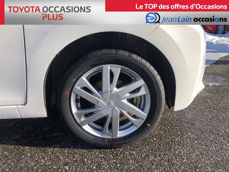 Toyota Aygo Aygo 1.0 VVT-i x-play 5p Blanc occasion à Tournon - photo n°9